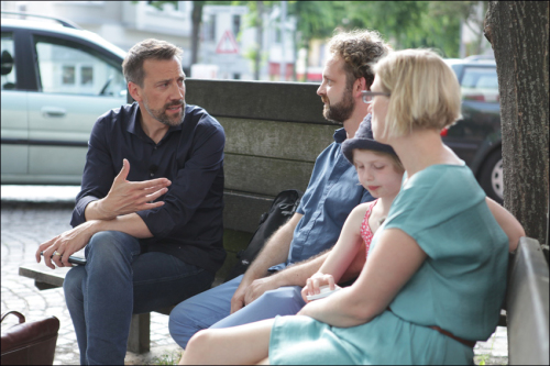 verliebt verheiratet verklagt wiso Moderator Marcus Niehaves